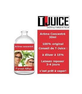 Concentré Forest Affair T-Juice - 30mL