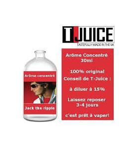 Concentré Jack the Ripple T-Juice - 30mL