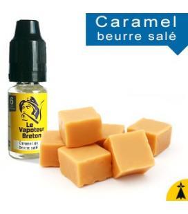 Caramel Beurre Salé Le Vapoteur Breton 10 ml