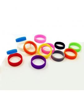 Bague silicone de protection