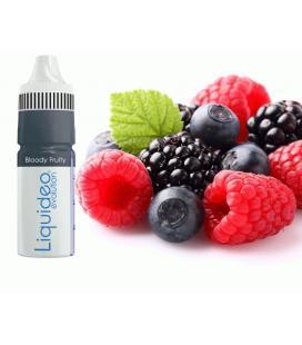 Eliquide Bloody Fruitti Liquideo - 10 ml