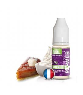 York 50/50 Flavour Power -e-liquide premium