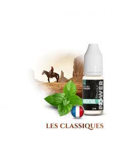 E-liquide Menthol Flavour Power