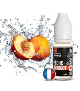 80-Pêche-abricot Flavour Power 80/20 - 10 ml