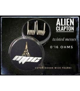 MPC - ALIEN CLAPTON COIL X2 - 0,16 OHM