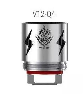 Résistance TFV12-Q4 Smoktech