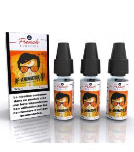 E-liquide Reanimator 3 Le French Liquide
