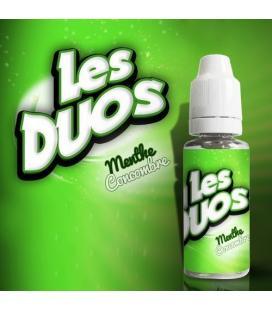 Concentré Menthe / Concombre - Révolute Duo - 10 ml
