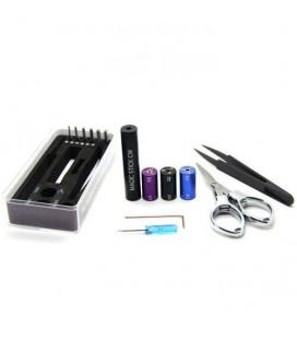 KIT OUTIL RECONSTRUCTIBLE MAGIC TOOL 6 EN 1