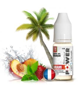 MIAMI FLAVOUR POWER 10ML 0MG