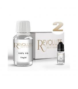 Pack Diy Base 100% VG Revolute
