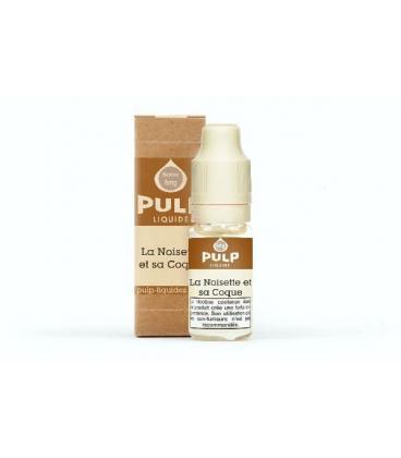 LA NOISETTE ET SA COQUE E-liquide PULP
