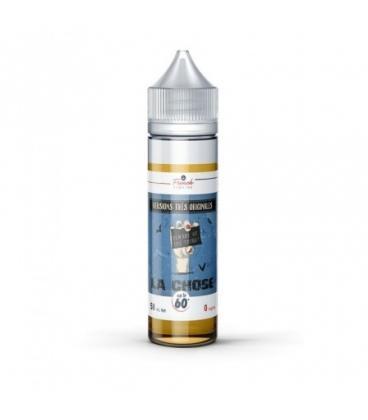 LA CHOSE E-liquide ZHC par Le French liquid