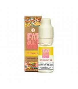 Fat Lemon Cake E-liquide PULP Fat Juice Factory