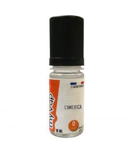 America e-Liquide MyVap - 10 ml
