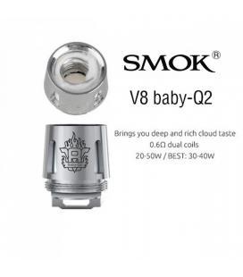 Résistance TFV8 Baby Q2 Smoktech