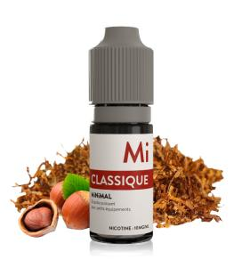 Classique The Fuu Minimal Sels de nicotine- 10 ml