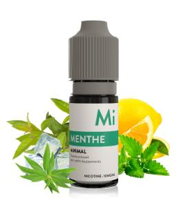 Menthe The Fuu Minimal Sels de nicotine- 10 ml