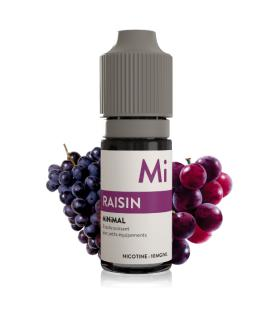 Raisin The Fuu Minimal Sels de nicotine- 10 ml