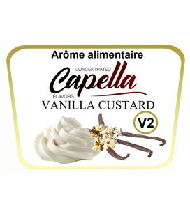 Concentre Vanilla V2 Custard Capella