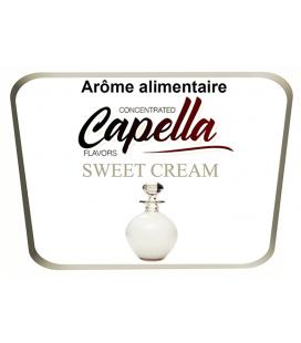 Concentre Sweet Cream Capella