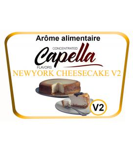 Concentre New York Cheescake V2 Capella