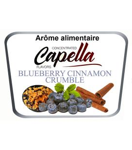 Concentre Blueberry Cinnamon Crumble Capella