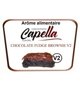 Concentre Chocolat Fudge Brownie Capella