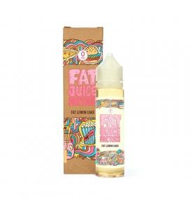 Fat Lemon Cake |Pulp Fat Juice Factory grand format