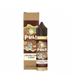 Christmas Cookie & Cream |Pulp Kitchen E-liquide grand format