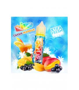 Cassis Mangue Fruizee | Eliquid France E-liquide ZHC