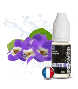 ZZ Violette Flavour Power 80/20 - 10 ml Lot de 5 liquides