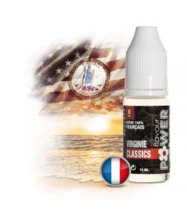 ZZ Virginie Classic Flavour Power 80/20 - 10 ml