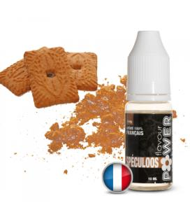 Speculoos Flavour Power 50/50 - 10 ml Lot de 5 liquides
