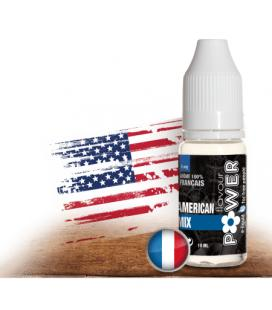 American Mix 50/50 Flavour Power - 10 ml Lot de 5 E-liquides