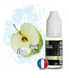 Pomme Flavour Power 80/20 - 10 ml Lot de 5 liquides
