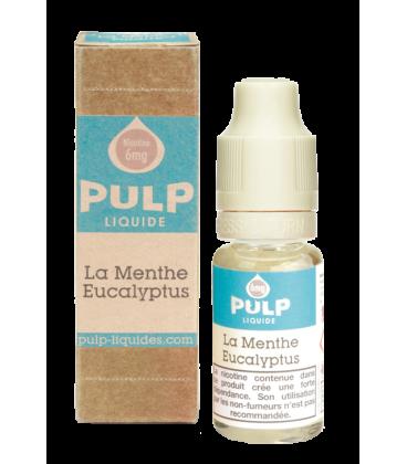 Menthe Eucalyptus E-liquide PULP