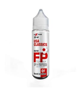 USA Classic Flavour Power 50/50 - 50 ml