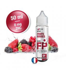 Fruits rouges Flavour Power 50/50- 50 ml ZHC