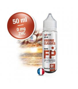 Virginie classic Flavour Power 50/50 - 50 ml ZHC