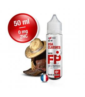 USA Classic Flavour Power 50/50 - 50 ml ZHC
