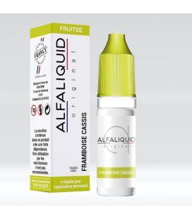 Framboise Cassis Alfaliquid - 10 ml