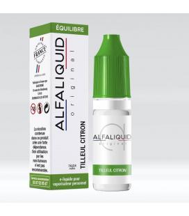 Tilleul Citron E-liquide Alfaliquid