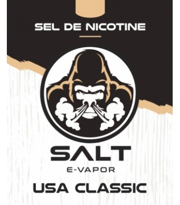 Usa Classic Salt French Liquide 10 ml