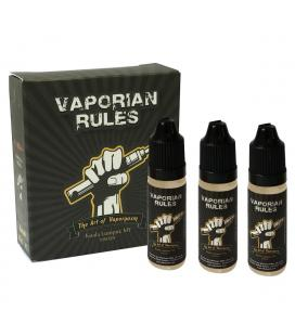 The Kueen Vaporian rules 3 x 10 ml