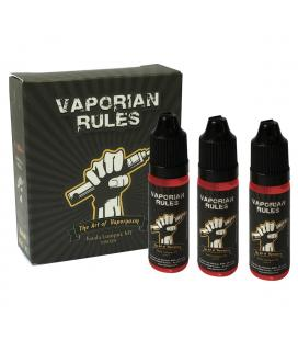 Route 66 Vaporian rules 3 x 10 ml