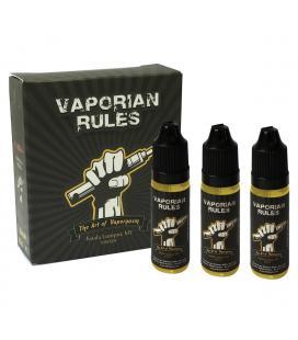 Premio 64 Vaporian Rules 3 x 10 ml