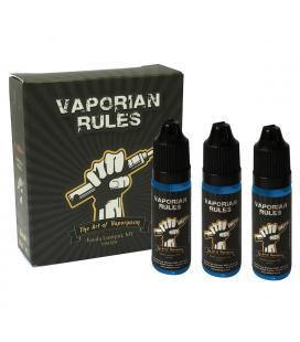 Ocean 11 Vaporian Rules 3 x 10 ml