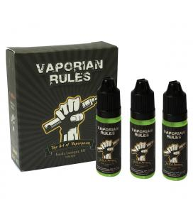 Double 88 Vaporian Rules 3 x 10 ml