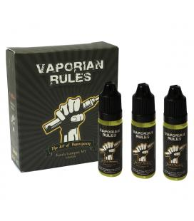 Supernova Vaporian Rules 3 x 10 ml
